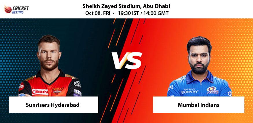 SRH vs MI Prediction