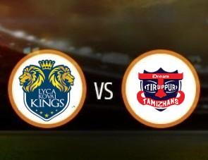 Lyca Kovai Kings vs IDrean Tirrupur Tamizhans TNPL Match Prediction