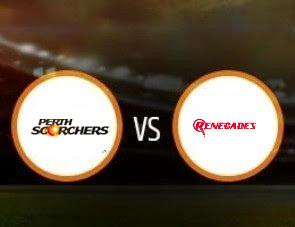 Perth Scorchers Women vs Melbourne Renegades Women WBBL T20 Match Prediction