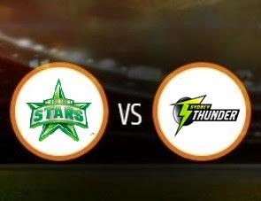 Melbourne Stars Women vs Sydney Thunder Women WBBL T20 Match Prediction