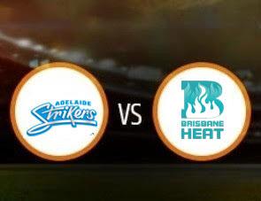 Adelaide Strikers Women vs Brisbane Heat Women WBBL T20 Match