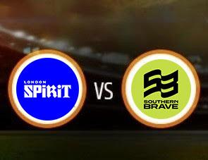 London Spirit vs Southern Brave The Hundred Match Prediction