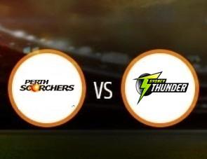 Perth Scorchers Women vs Sydney Thunder Women WBBL T20 Match Prediction